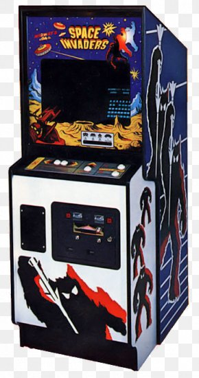 80s Arcade Games - Space Invaders Pac-Man Golden Age Of Arcade Video Games Defender Arcade Game PNG