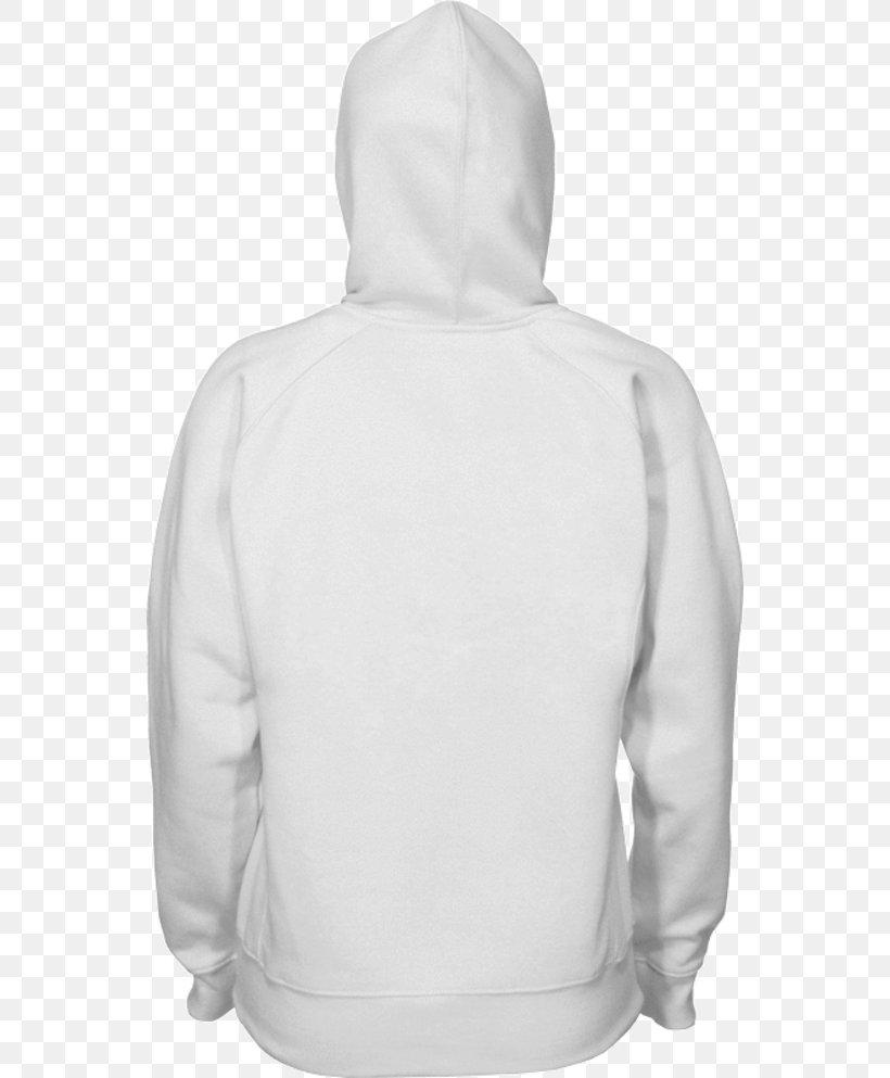 Hoodie White Zipper Jacket, PNG, 550x993px, Hoodie, Bluza, Color, Drawstring, Hood Download Free