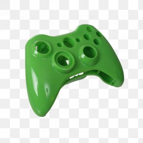 Go Green - Joystick PlayStation 3 Accessory Game Controllers PNG
