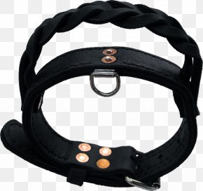 Police Dog - Dog Collar Pit Bull Police Dog Leash PNG