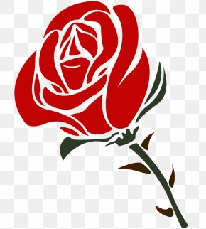 Rose Vector - Rose Valentines Day Clip Art PNG