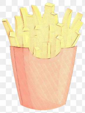 Fried Food Pineapple - Pop Art Retro Vintage PNG