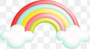 Graphic Design Creative Rainbow Birthday - Rainbow Color Graphic Design PNG
