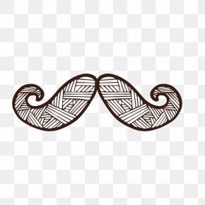 Beard Pattern - Beard Moustache PNG