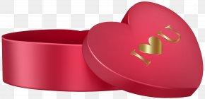 Heart Box Clip Art Image - Clip Art PNG