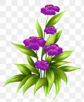 Flower - Flower Purple Floral Design Clip Art PNG