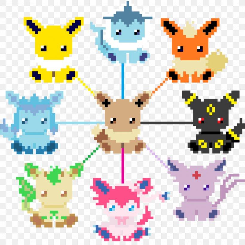 Pixel Art Eevee Png 894x894px Art Art Museum Artist