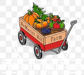 Hill Farm Logo Design Logo Free Download Fig. - DeMeritt Hill Farm Logo Family Farm PNG