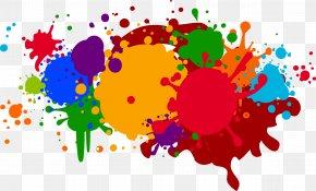 Paint Splash - Aerosol Paint Ink Aerosol Spray PNG