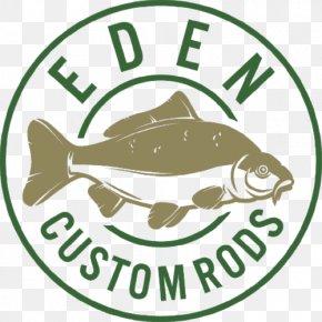 Custom Fishing Rod Decals - Fishing Rods Logo Clip Art PNG