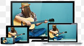 Multi-screen Video Over-the-top Media Services Television Broadcasting Video On Demand PNG
