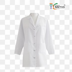 Lab Coat - Clothing Lab Coats Clothes Hanger Sleeve PNG