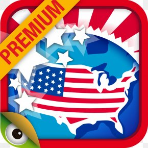 United States - United States U.S. State Learning Child Kids Planet Discovery PNG