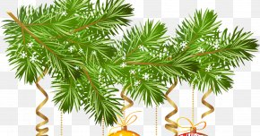 Clusters - Christmas Ornament Ded Moroz Snegurochka New Year Tree PNG