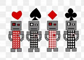 Cards - Robot Clip Art PNG