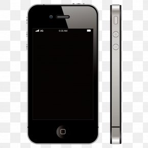 IPhone Mobile Phone Vector - Smartphone Feature Phone Sony Xperia Tipo PNG