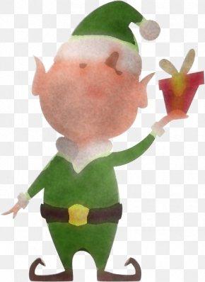 Christmas Elf Toy - Christmas Elf PNG