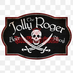 Pirate - Jolly Roger Pirate Flag Golden Age Of Piracy Buccaneer PNG