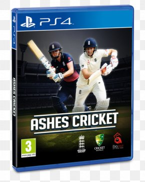 Playstation - Ashes Cricket 2013 PlayStation 4 Ashes Cricket Game Video Game PNG