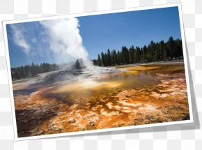 Thermal Energy - Grand Teton National Park Yellowstone National Park State Park PNG