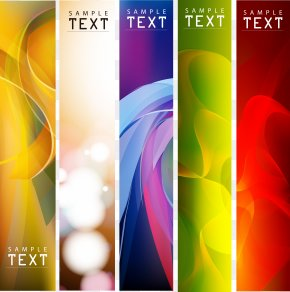 Banners Background - Web Banner Advertising Promotion PNG