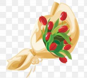 Present - Cut Flowers Floral Design Floristry Rosaceae PNG