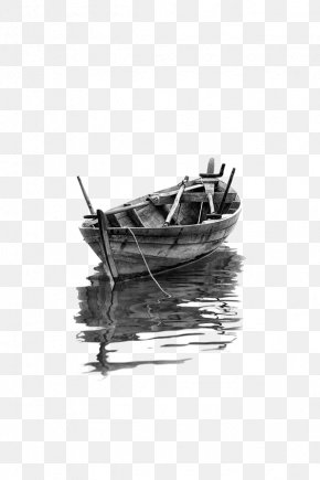 Wooden Boat - WoodenBoat Watercraft Drawing Ship PNG