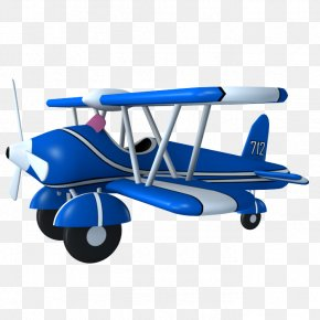 Airplane Toy - 3D Computer Graphics 3D Modeling Low Poly TurboSquid FBX PNG