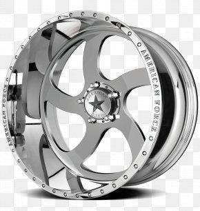 Train Wheel - Car Custom Wheel Rim Tire PNG