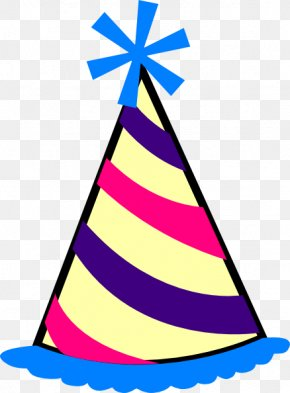 Birthday Hats - Party Hat Birthday Clip Art PNG