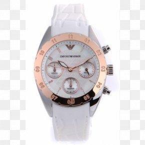 Watch - Watch Strap Armani Clock Dial PNG