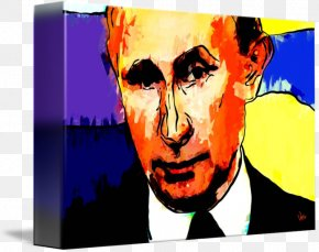 Vladimir Putin - Visual Arts Graphic Design PNG