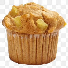 Muffin - Muffin Chewing Gum Bakery Bagel Apple PNG
