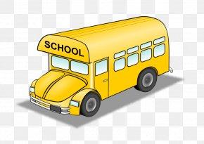 Bus Background Cliparts - School Bus Peebles High School Bus Driver Clip Art PNG