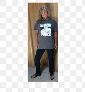 T-shirt - T-shirt Jeans Leggings Outerwear Shoulder PNG