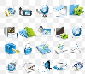 Office Internet Icon Material - Smartphone Mobile App Icon PNG