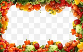 Vegetable Border Pattern - Vegetable Stock Photography Fruit Food Celery PNG