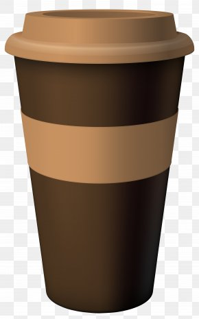 Brown Hot Coffee Cup Clipart Image - Coffee Cup Clip Art PNG