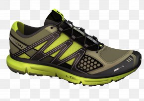 Running Shoes Image - Shoe Sneakers Trail Running Salomon Group PNG