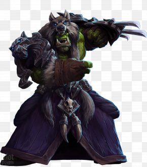 Hero - Heroes Of The Storm World Of Warcraft Concept Art Video Game PNG