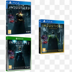 Playstation - Injustice 2 Injustice: Gods Among Us PlayStation 4 Video Game PNG