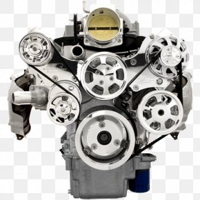 Engine - LS Based GM Small-block Engine Chevrolet General Motors Car PNG