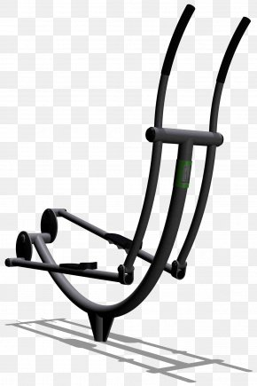 Outdoor Fitness - Elliptical Trainers Physical Fitness Exercise Equipment Physical Activity PNG
