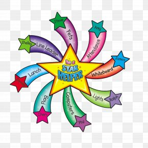 Star - Star Classroom Bulletin Board Student Education PNG