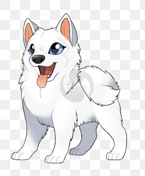Puppy - Siberian Husky Saarloos Wolfdog Sakhalin Husky Puppy Clip Art PNG