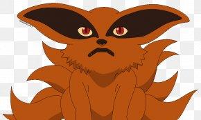 Naruto - Nine-tailed Fox Naruto Uzumaki Sasuke Uchiha Kakashi Hatake Kurama PNG