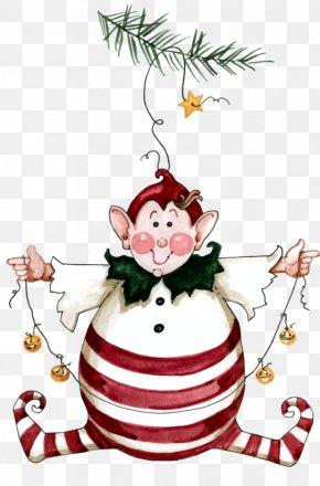 Santa Claus - Santa Claus Christmas Tree Animaatio Clip Art PNG