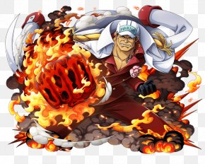 Treasure Cruise - Akainu Monkey D. Luffy One Piece Treasure Cruise Usopp PNG