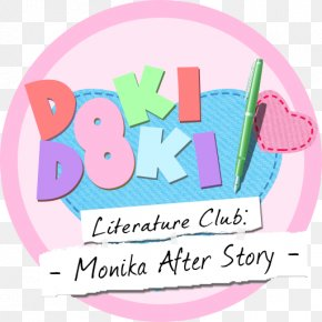 Doki Doki Literature Club - Doki Doki Literature Club! Team Salvato Dan Salvato Video Games Visual Novel PNG