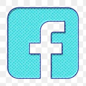 Symbol Electric Blue - Facebook Icon Media Icon Social Icon PNG